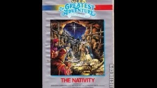 Opening To The Greatest Adventure Stories From The Bible:The Nativity 1987 VHS