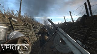 Verdun PC Gameplay - Realistic WWI Multiplayer FPS