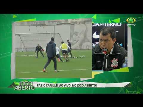 Fábio Carille Confirma Jadson No Banco De Reservas