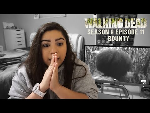 "The Walking Dead Season 9 Episode 11 ""Bounty"" Reaction 9x11"