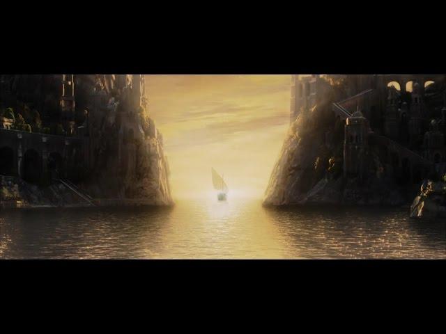호빗: 다섯 군대 전투 - Billy Boyd - The Last Goodbye (호빗: 다섯 군대 전투 주제가) 뮤직 비디오 (한글자막)