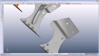 VISI Progress- Produktvideo ''Abwicklung von Bauteilen''