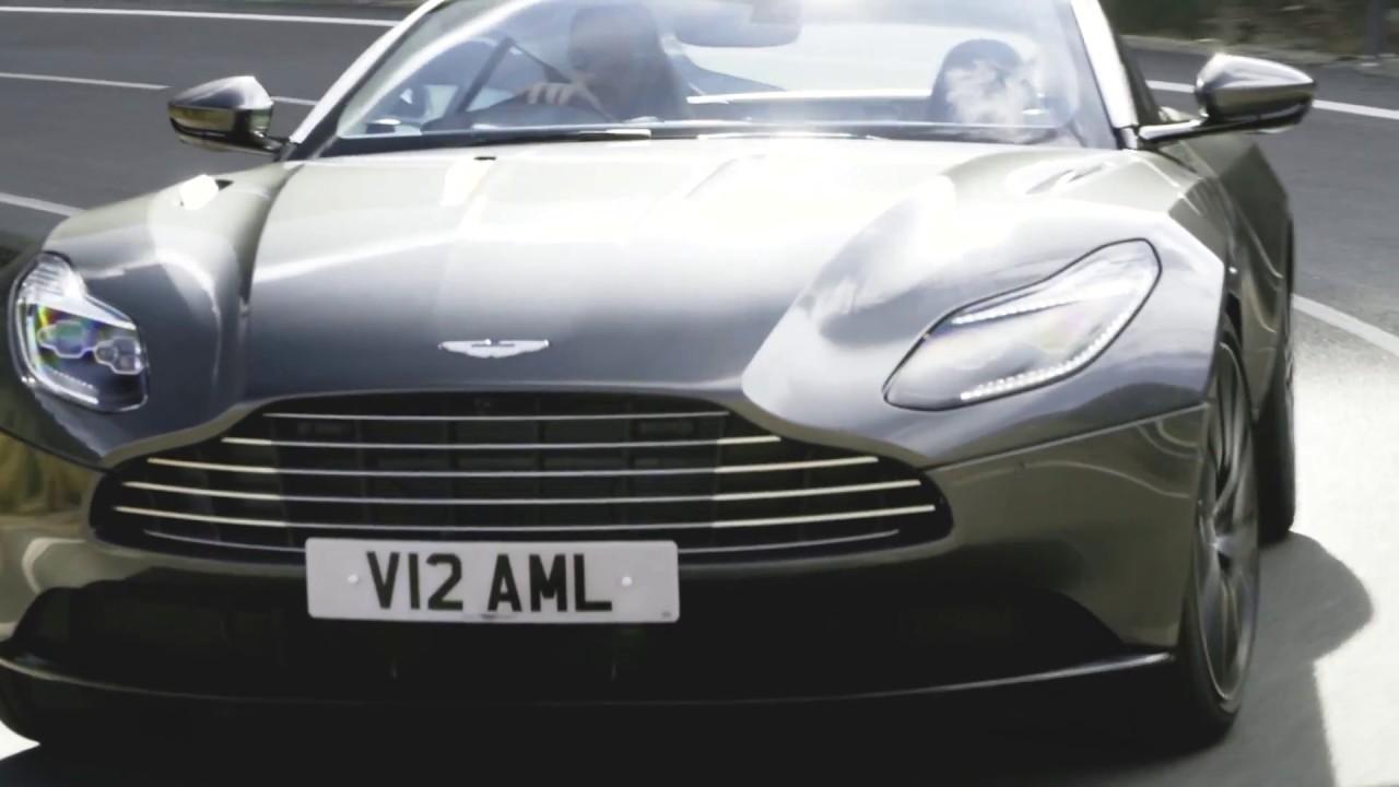 Aston Martin DB In Dallas Aston Martin Dallas YouTube - Aston martin dallas