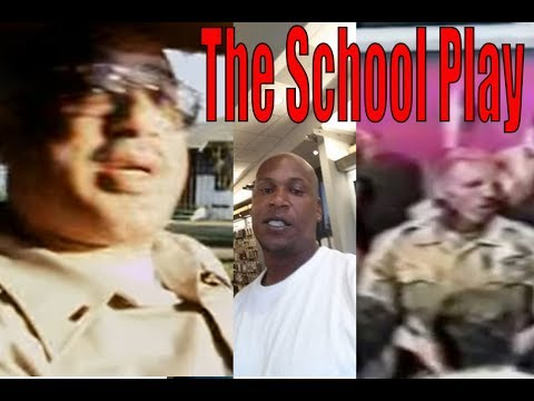 Tupac's Last Conscious Hours - The School Play aka The Set-up at the MGM