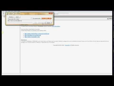 Feed Demon Full Text RSS Feed Reader UX | FeedsAPI