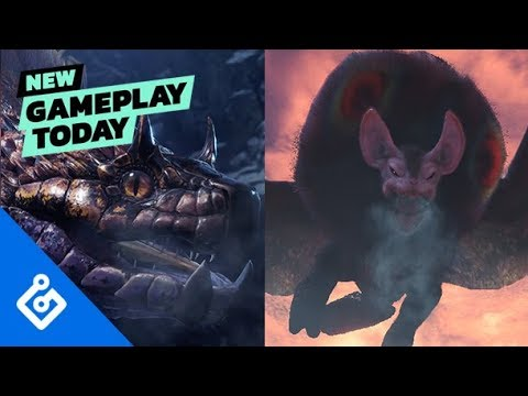 New Gameplay Today – Monster Hunter World: Iceborne thumbnail