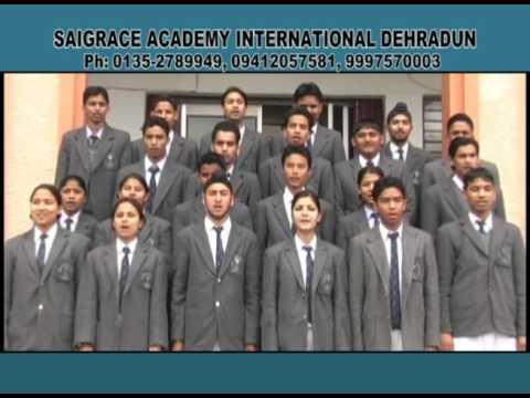 Saigrace Academy International, best day boarding school at Dehradun