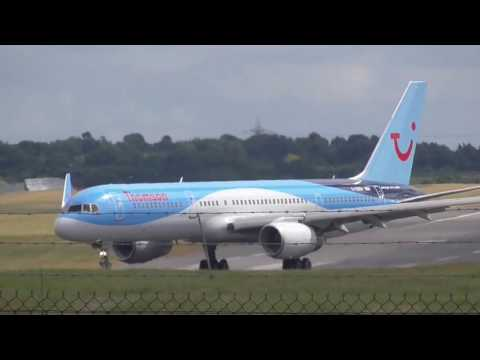 A day of plane spotting (part 2) at Birmingham Airport (BHX) on 21/08/2016