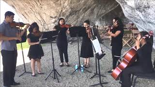 SDYS Chamber Music at Tippet Rise