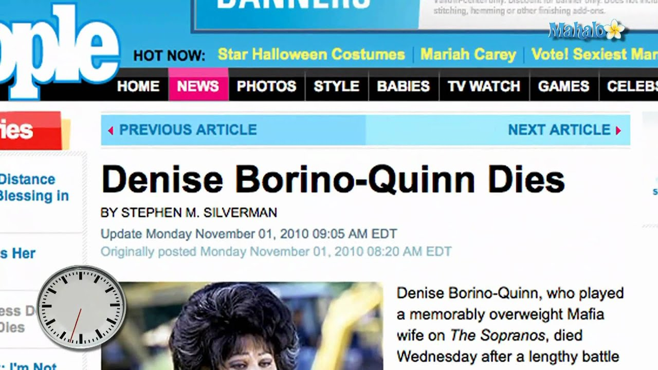 Watch Denise Borino-Quinn video