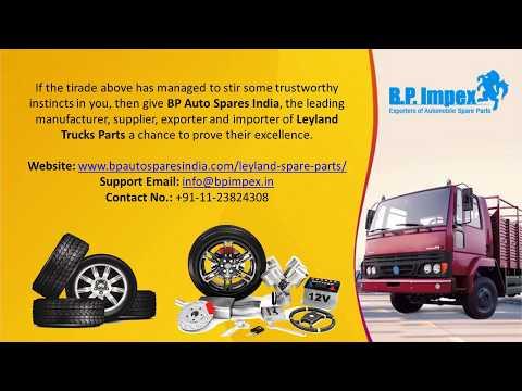 Ashok Leyland Truck Spare Parts Catalogue | Ashok Leyland