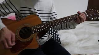 ストレイテナー「タイムリープ」 アコギ一本で弾いてみました。