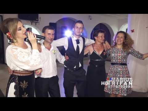 Roberta CrinteaLIVE 2016 - Colaj asculare, hore și sarbe, nunta Elena si Catalin, Targu Jiu