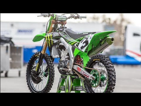 Inside Eli Tomac's Monster Energy Kawasaki KX450F - Motocross Action Magazine