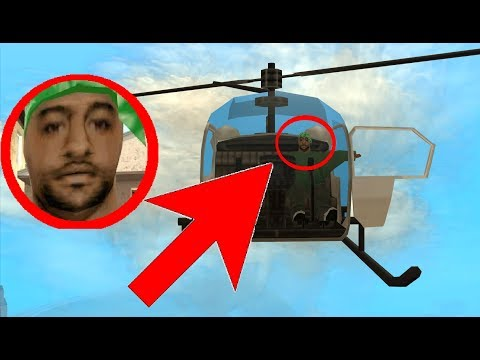 What Happens When A Homie Flies A Helicopter? GTA San Andreas