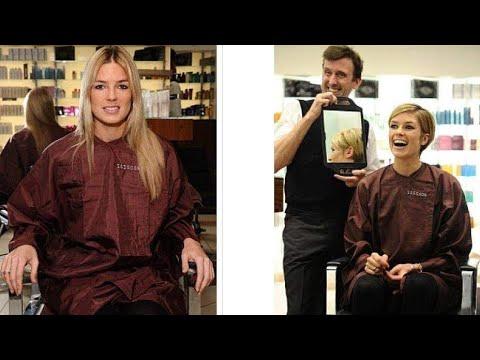haircut long blonde hair cut