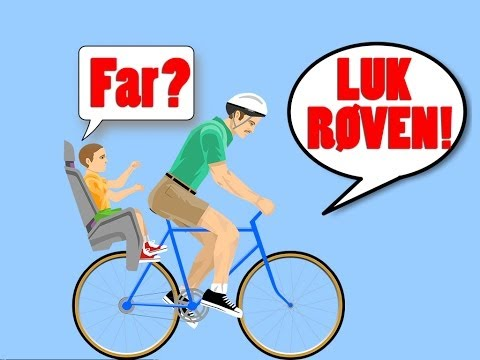 FUCK DIG LARS! (Happy Wheels)