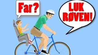 FUCK DIG LARS! (Happy Wheels)