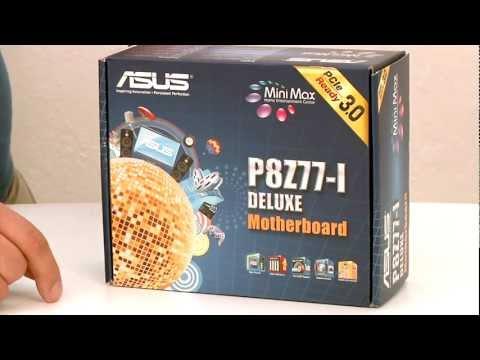 Тестирование платы Asus P8Z77-I Deluxe