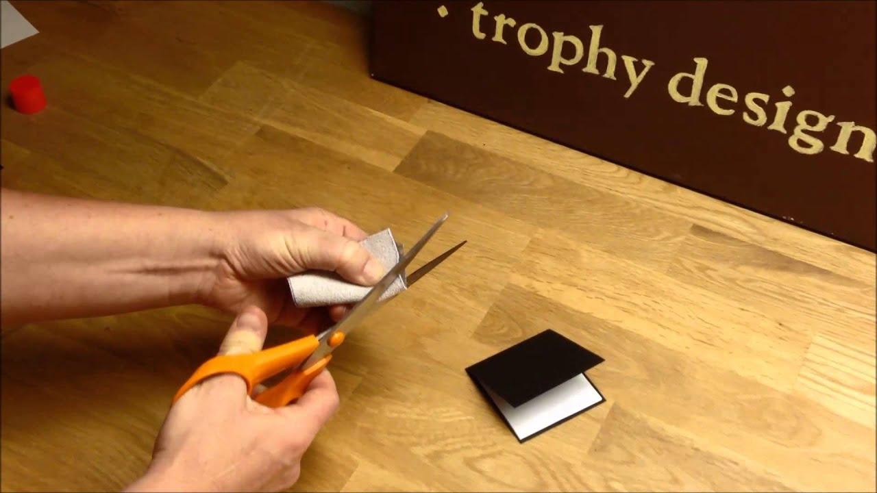 Jul Til Og Fra Kort Pa Cirka 3 Minutter Trophy Design Youtube