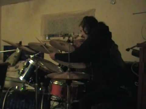 The Red Chord - Dread Prevailed drum cover.