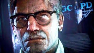 BATMAN ARKHAM KNIGHT - Localizando o Comissário Gordon #21 (Gameplay Dublado em PT-BR)