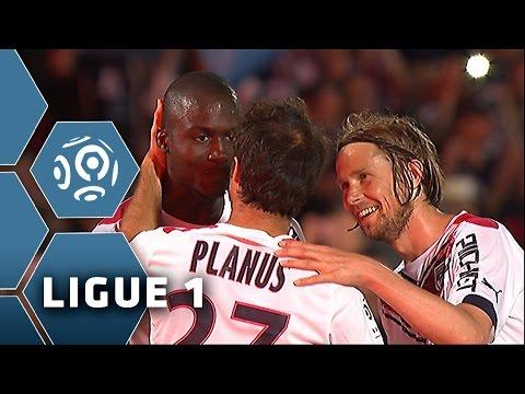 Girondins de Bordeaux - FC Nantes (2-1)  - Résumé - (GdB - FCN) / 2014-15