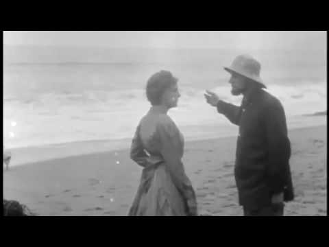 The Unchanging Sea 1910 - Silent Short Film - D.W.Griffith/Linda Arvidson/Mary Pickford