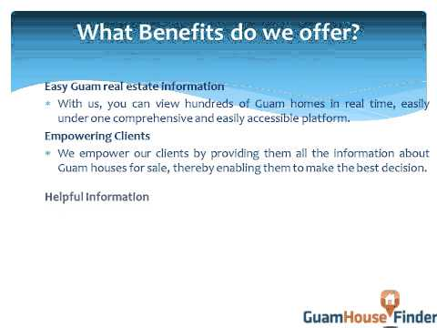 Find Affordable Guam Home For Sale
