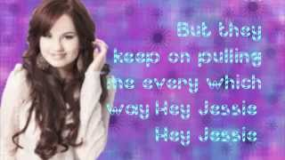 Hey Jessie Debby Ryan full Official Song) lyricswww savevid com