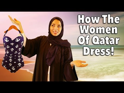 #QTip: What's Appropriate For Women To Wear In Qatar ?