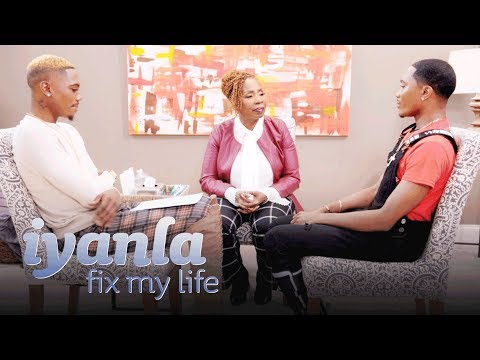 Gay Brothers Reveal Why Their Relationship Is So Fraught With Conflict | Iyanla: Fix My Life | OWN