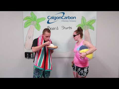 Calgon Carbon Board Shorts 1 | What Are The Differences Between Absorption And Adsorption?
