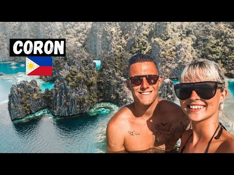 PHILIPPINES Ultimate Island PARADISE! CORON, Palawan is UNREAL! | Private Tour