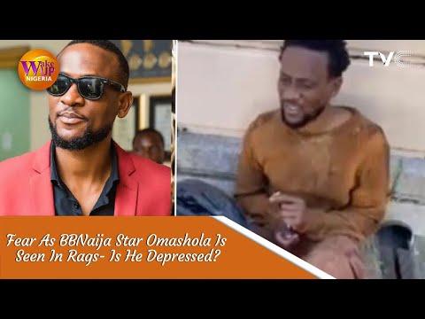 Download [VIDEO] BBNaija's Omashola Seen In RAGS 😢 On The Street | Is He Depressed?
