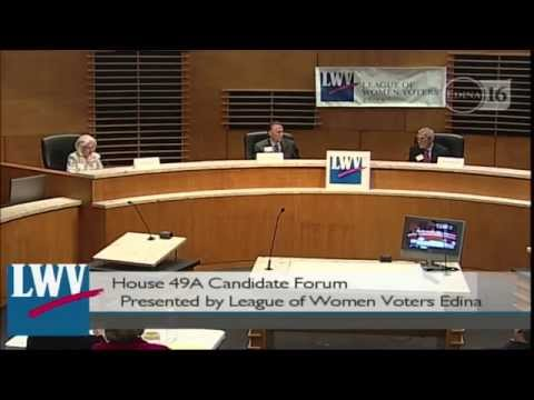 2014 State House 49A Candidate Forum