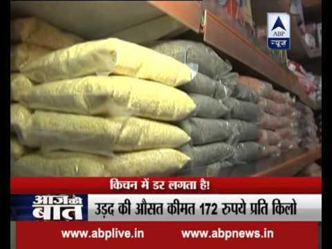 Prices of pulses, sugar soar; in Mumbai Sugar costs Rs 50 per kg