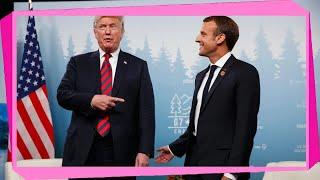 [Schock] | Trump setzt auf Einigung bei G7-Gipfel: