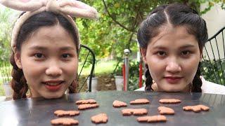 100% Bánh Quy Hình Động Vật - Dạy Bé Các Con Vật ❤️ BABA TV ❤️