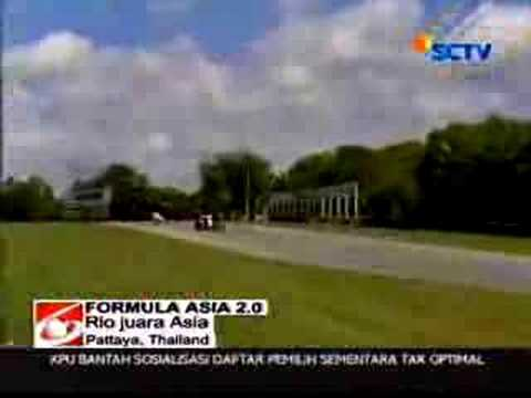 ryo haryanto juara F1 asia