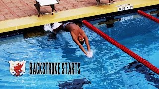 Swimisodes - Backstroke Starts