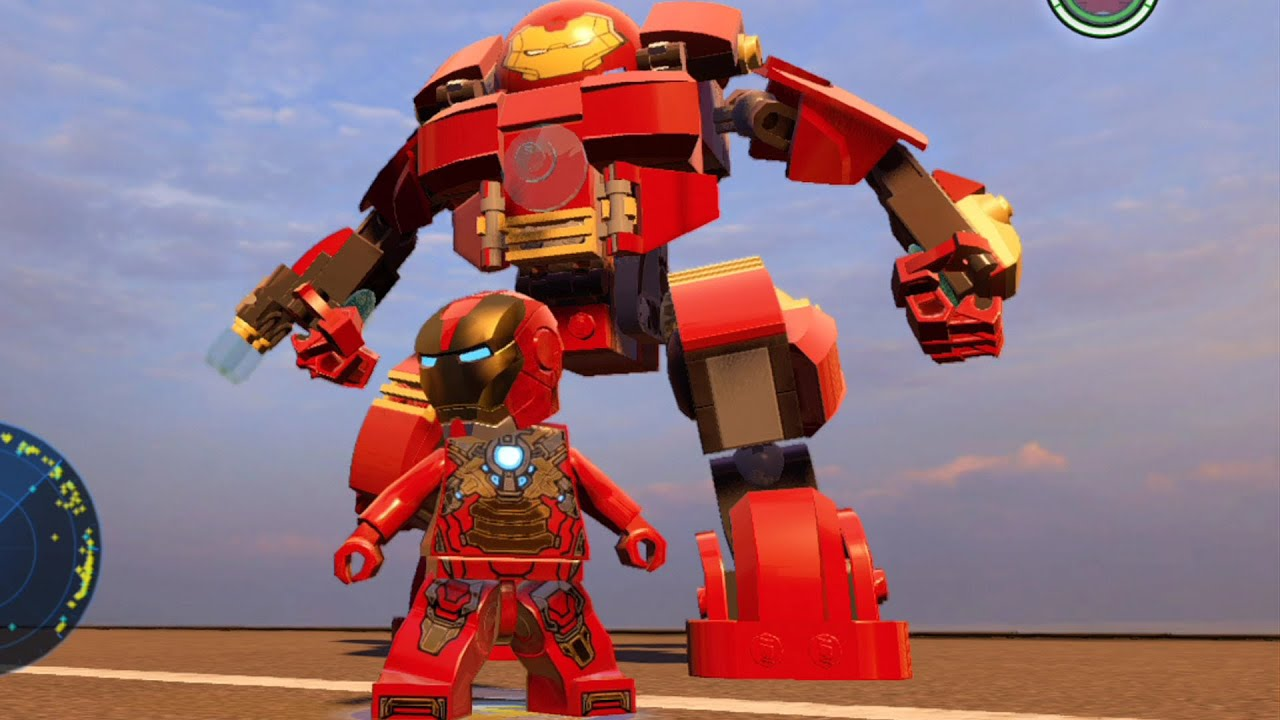 iron man lego games for free