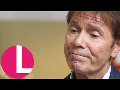 Sir Cliff Richard On His Supportive Friends | Lorraine
