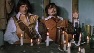 Песня Атоса - D'Artagnan and three musketeers / Д'Артаньян и три мушкетёра (1979)