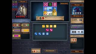 One Deck Dungeon on iPad - Digital Board Game