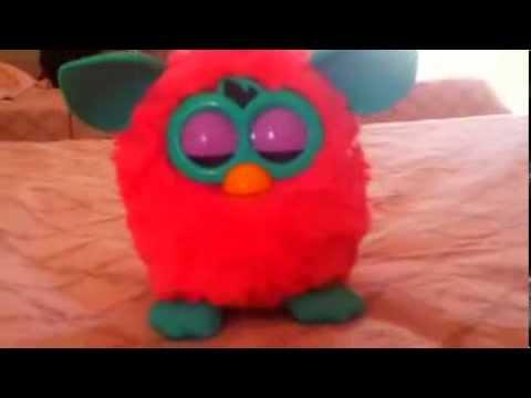 Como cuidar de seu Furby e as coisas precisas