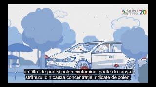 Avantajele filtrului de polen și praf Volkswagen