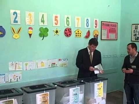 Bamir Topi votes