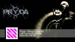 Pryda - Mirage (Original Mix) [PRY020]