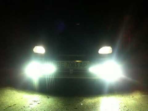 Drl фары их еще называют фары дневного света, лампы drl led делают автомобиль более заметным в потоке днем, таким образом повышают безопасность движения.